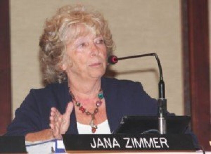 """""""People really should have seen this coming before continuing their malicious behavior,"""" Coastal Commission Vice-Chair Jana Zimmer said of the vote to close Children's Pool. """"Seals are not the problem. The problem is how the humans are relating to each other, and to the seals."""""""