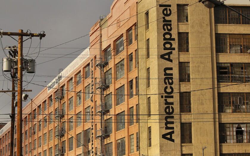 american apparel headquarters