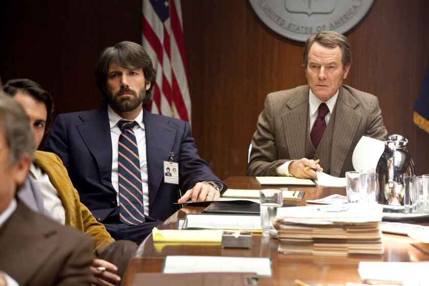WB buys half-hour in prime time to promote Ben Affleck's 'Argo'