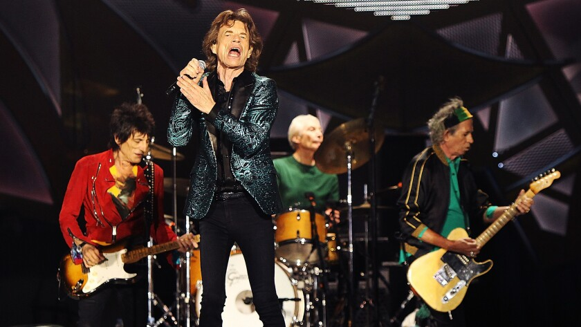 The Rolling Stones are the focus of a new book that costs $5,000.