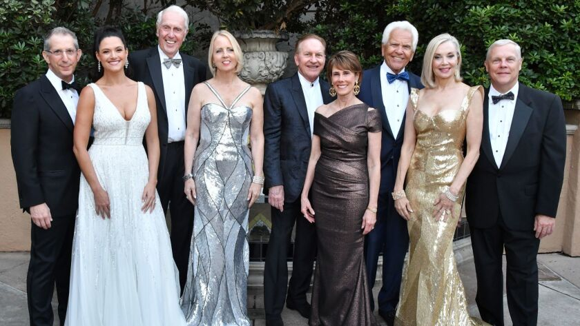 Barry and Hilit Edelstein, Harvey and Sheryl White, Bob and Nina Doede, Don and Karen Cohn, Timothy Shields