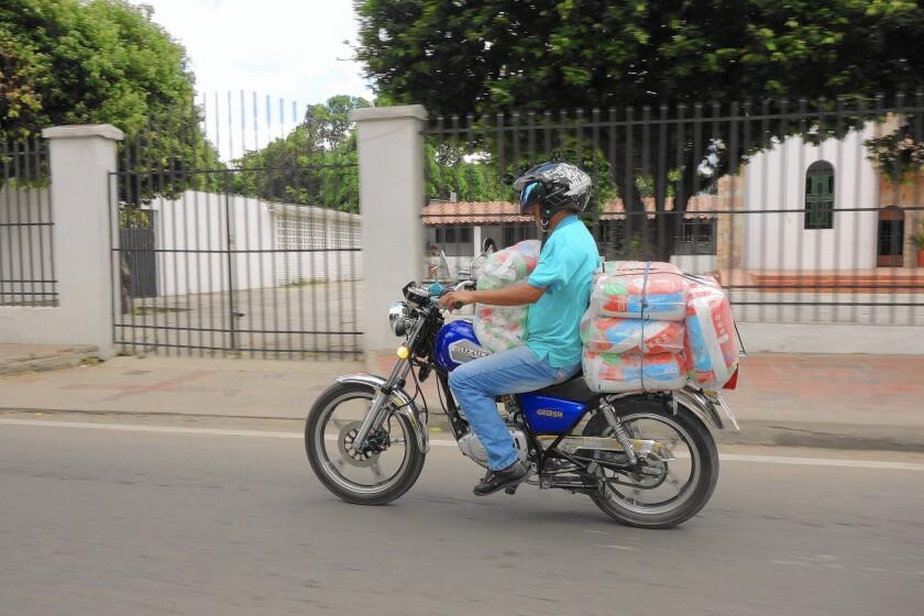 Venezuela smuggling