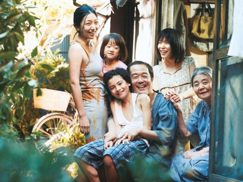 2018 San Diego Asian Film Festival: 'Shoplifters' screens 6 p.m. Friday, Nov. 16 at Edwards Mira Mesa Stadium and 5 p.m. Saturday, Nov. 17 at the Museum of Photographic Arts in Balboa Park.