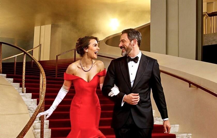 """La puesta en escena basada en la película de 1990 """"Mujer Bonita"""", estelarizada por Richard Gere y Julia Roberts, será estrenada el viernes 20 de julio."""
