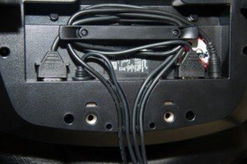 Efficient cable management