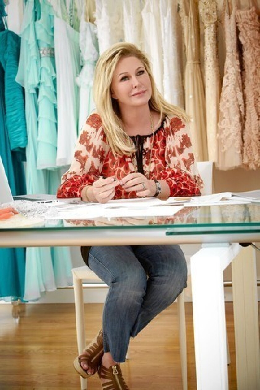 Special occasion calls for a twist with Kathy Hilton