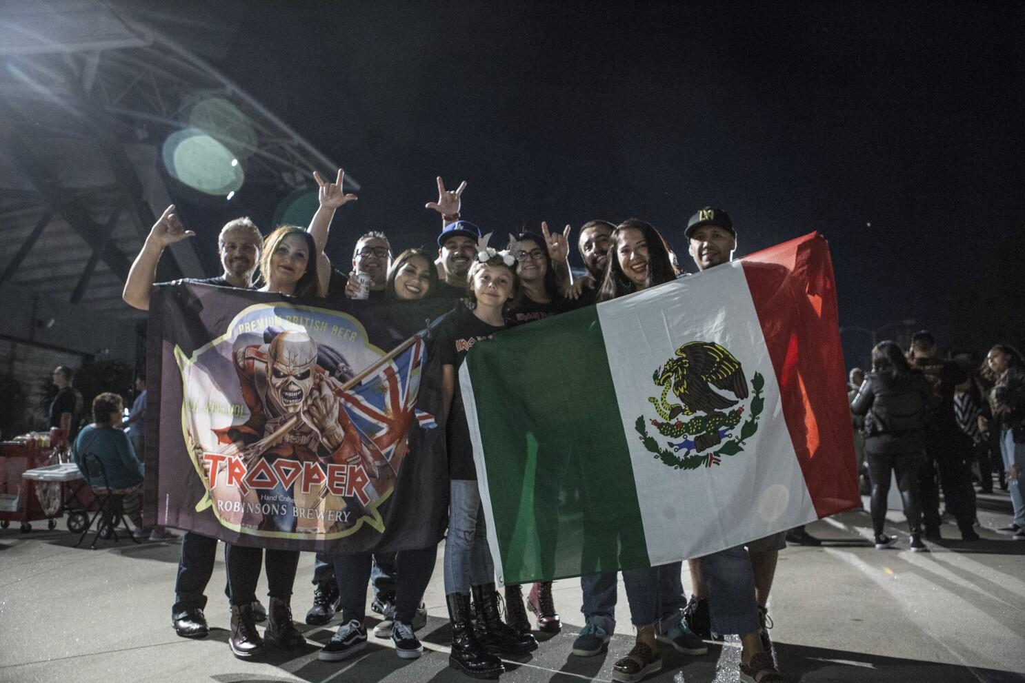 Esta Dama de Hierro sedujo a los latinos - Los Angeles Times