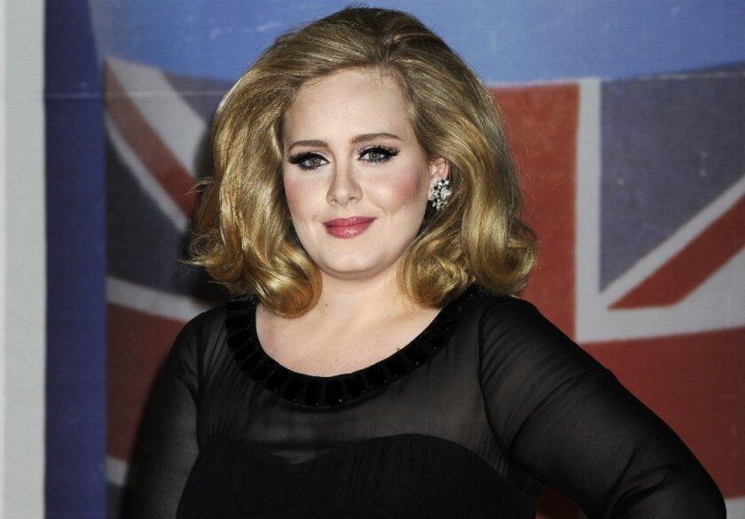Oscar predictions 2013: Adele! Adele! Adele!