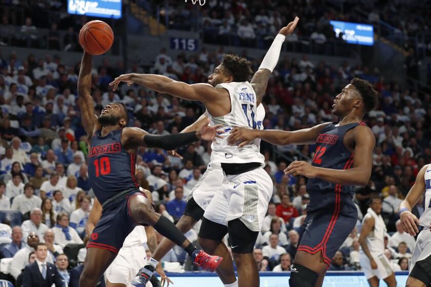 Dayton Saint Louis Basketball
