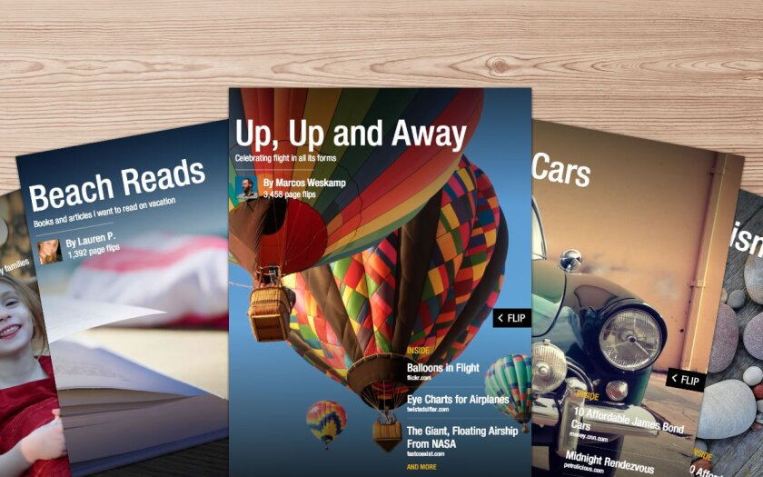 Flipboard's magazine publishing tool comes to Android devices