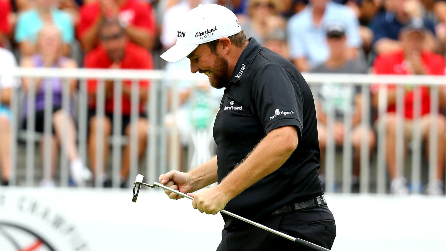 The Sports Report: Shane Lowry wins the British Open