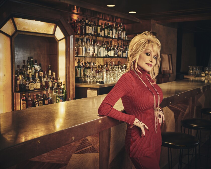 From Grand Ole Opry To Netflix Dolly Parton Wants To Heal