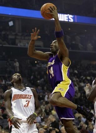 Kobe Bryant, Gerald Wallace