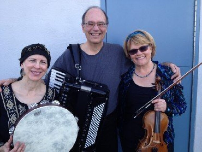 Dromia will perform at the Carmel Valley Library on July 24.