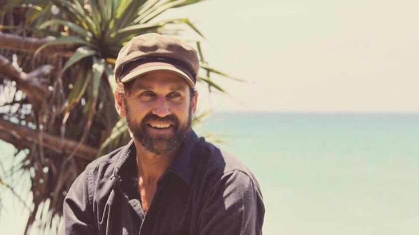 Filmmaker Taylor Steele. (Carl Lindgren)