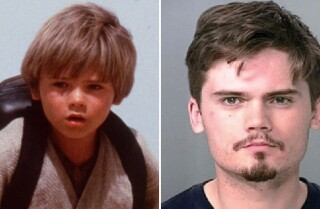 'Star Wars' actor Jake Lloyd arrested in high-speed car chase