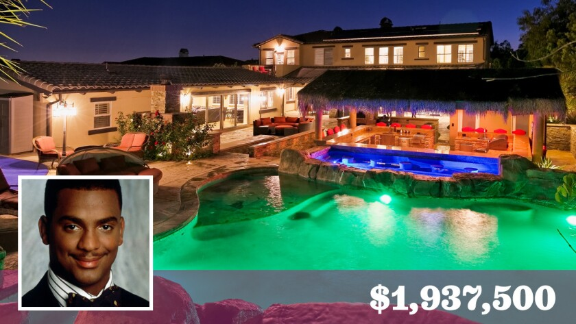 Hot Property | Alfonso Ribeiro