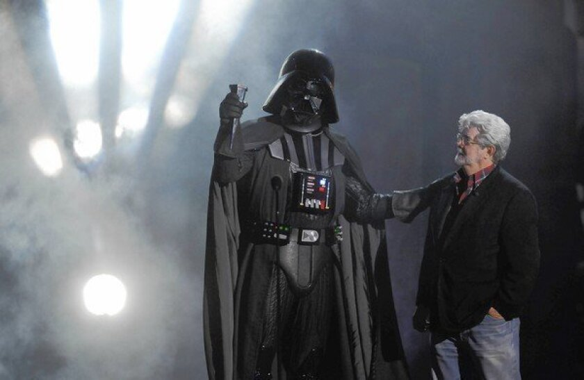Disney would acquire a visual effects firm with Lucasfilm deal