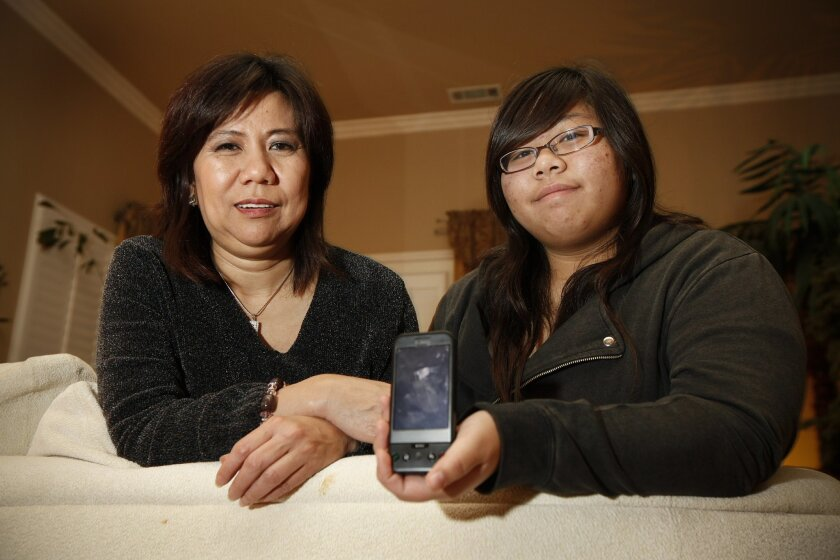 Letty Soriano and her daughter, Janel Jimenez, 16, received a $16,379 bill from T-Mobile after a vacation in Dubai. The daughter racked up massive roaming charges for using the Internet on her phone.