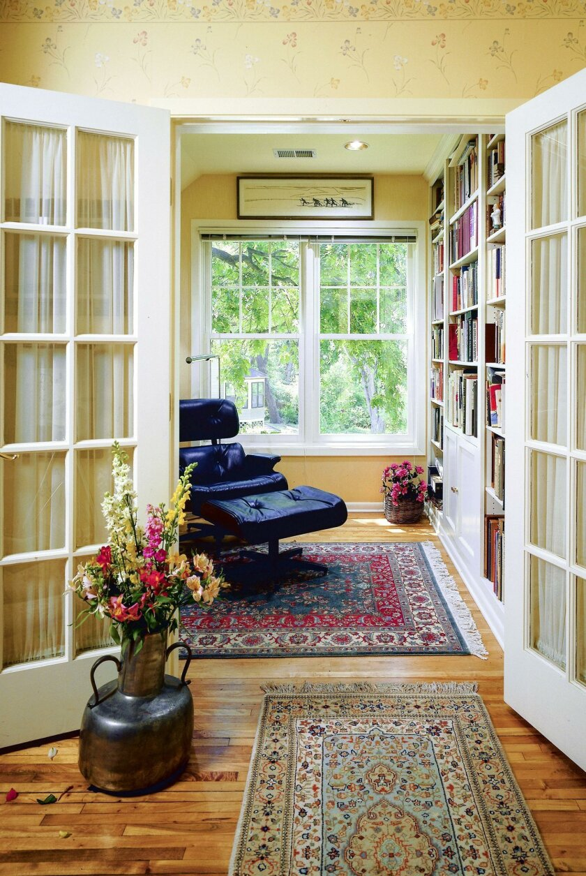 """Carve out a serene place of your own, like this one from """"The Not So Big House Expanded Edition."""""""