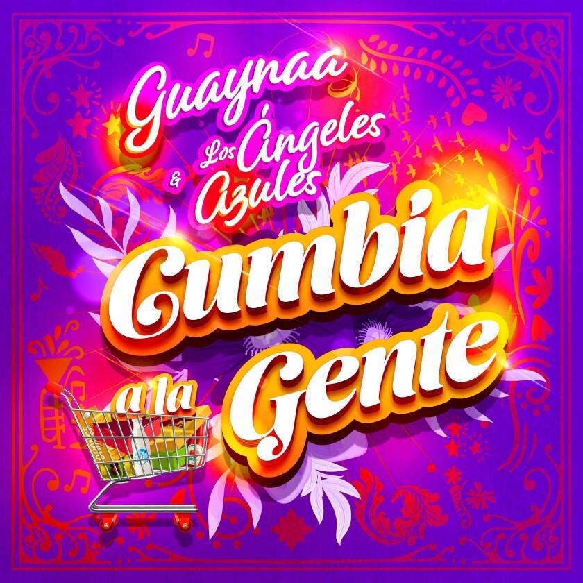 """En esta imagen difundida por Universal Music Latin, la portada del sencillo """"Cumbia a la gente"""""""