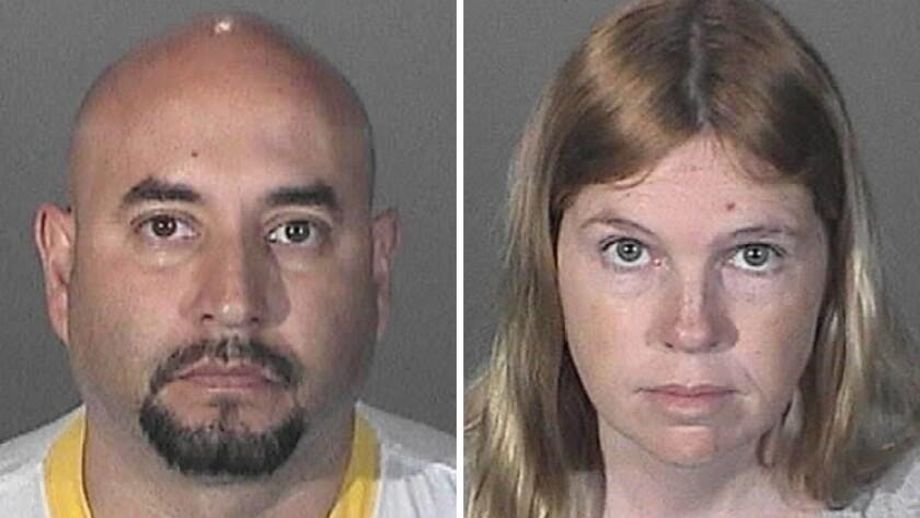 Francisco Avendano, 42, and Jacqueline Wadsworth, 32.