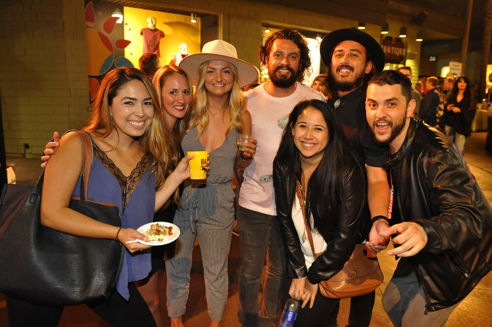 The San Diego Zoo threw a party featuring globally-inspired food, wine and beer tasting, plus a few party animals, at the San Diego Zoo Food, Wine and Brew celebration on Saturday, Sept. 22, 2018.
