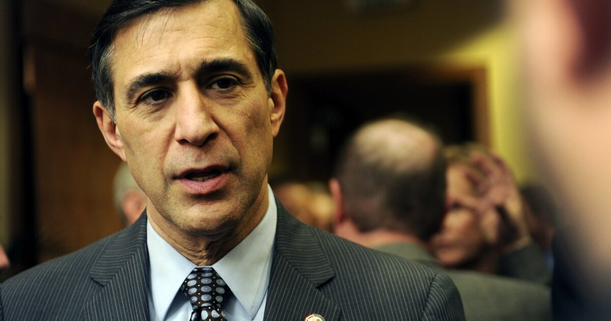 Column: Darrell Issa's uncomfortable endorsement by the American Independent Party