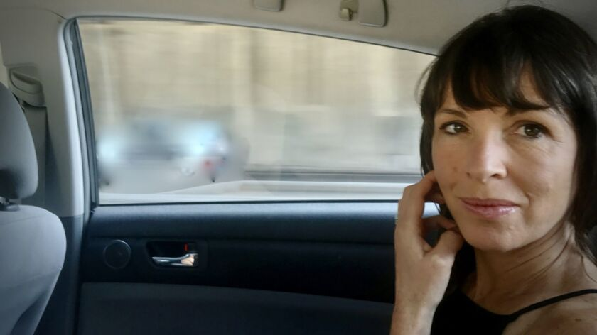 "An author photo of Rachel Cusk for her novel ""Kudos."" Credit: Siemon Scamell-Katz"