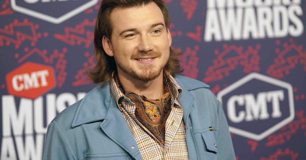 What ban? Morgan Wallen back on country radio in Tennessee - Los Angeles Times