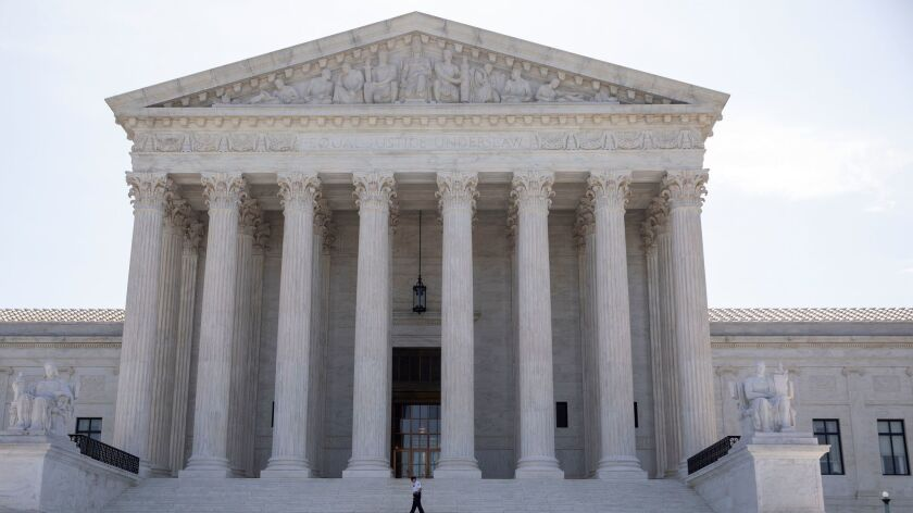 US Supreme Court rulings on a citizenship question, Washington, USA - 24 Jun 2019