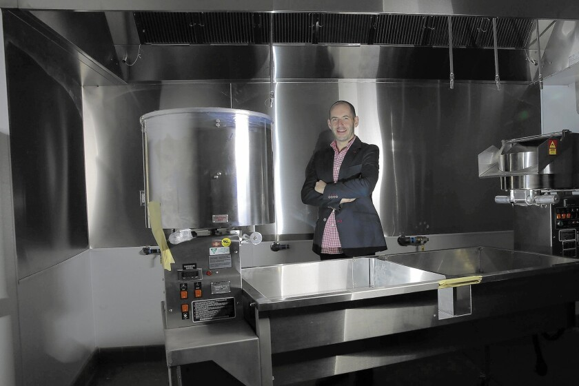 L.A. Prep offers commercial kitchens to niche food makers