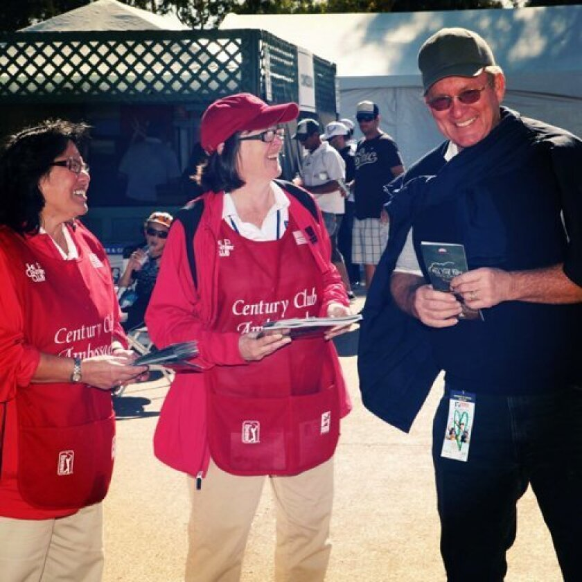 For information and to sign up as a volunteer at the Farmers Insurance Open, visit farmersinsuranceopen.com/volunteers-2