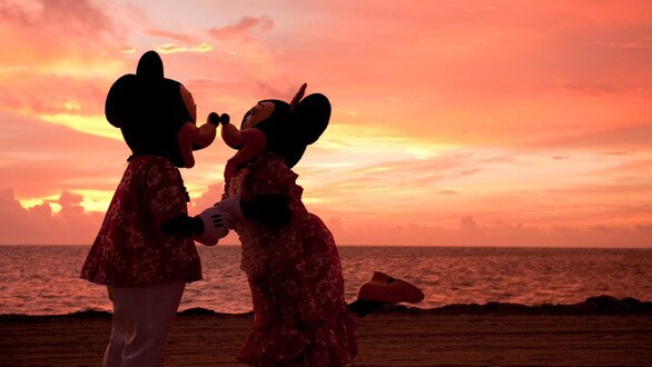 Disney characters will make appearances at select Aulani restaurants and pose for photos throughout the resort.