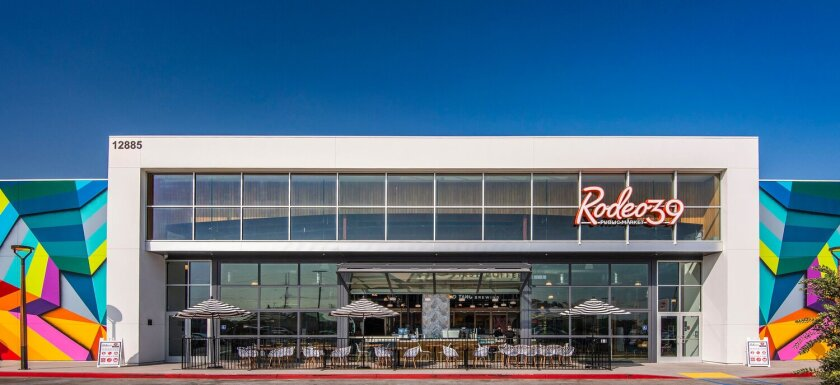 Rodeo 39, a new dining and lifestyle center in Stanton, is scheduled to open Oct. 17.