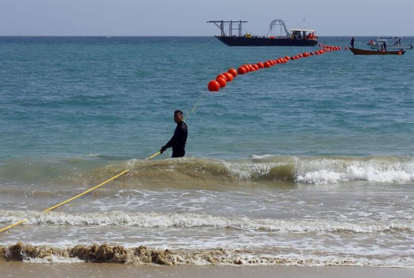 Extienden al jueves advertencia fuertes corrientes marinas al norte de P.Rico