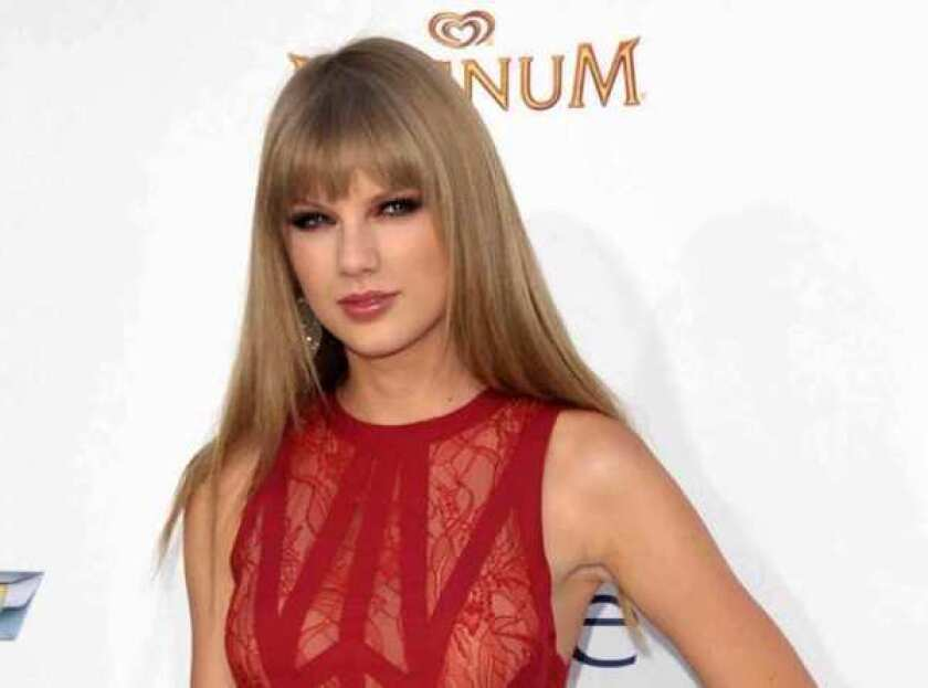 What do Taylor Swift, U.S. women's gymastics team have in common?