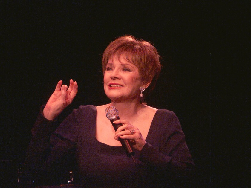 Polly Bergen, a beauty with a warm, sultry singing voice, was a household name from her 20s onward.
