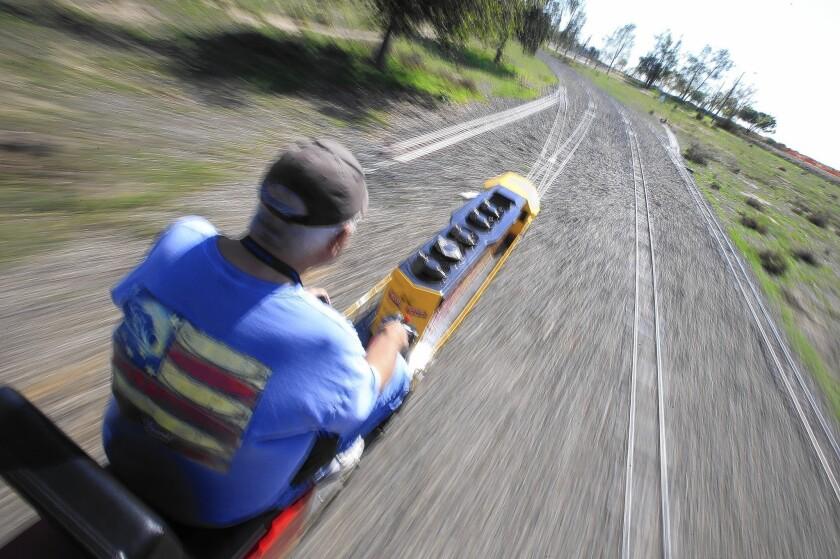 O.C. model railroad sees more vandalism