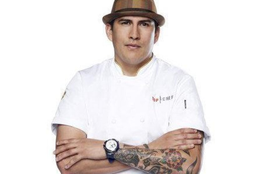 "Ramon Bojorquez will represent San Diego on season 11 of ""Top Chef"""