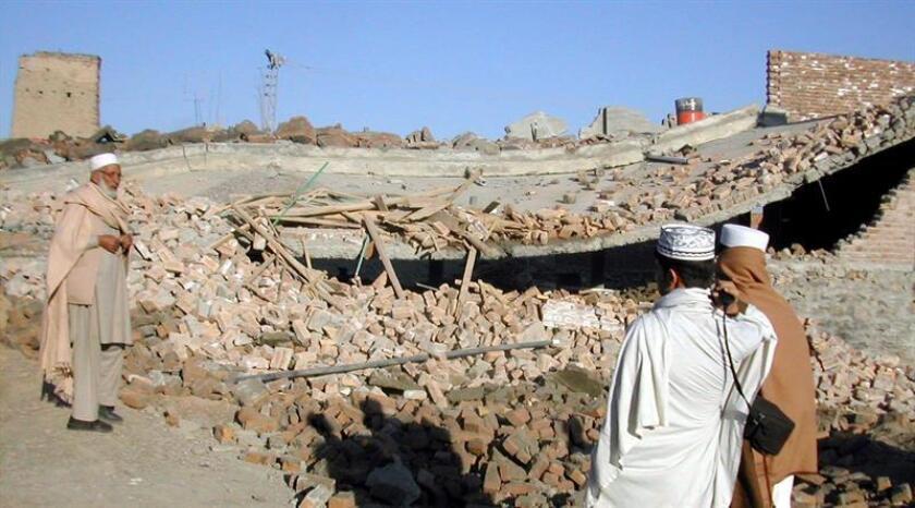 El Pentágono aseguró hoy que en el ataque de octubre en el que mató al líder de Al Qaeda en el este de Afganistán también acabó con la vida de dos altos mandos de la organización terrorista. EFE/Archivo
