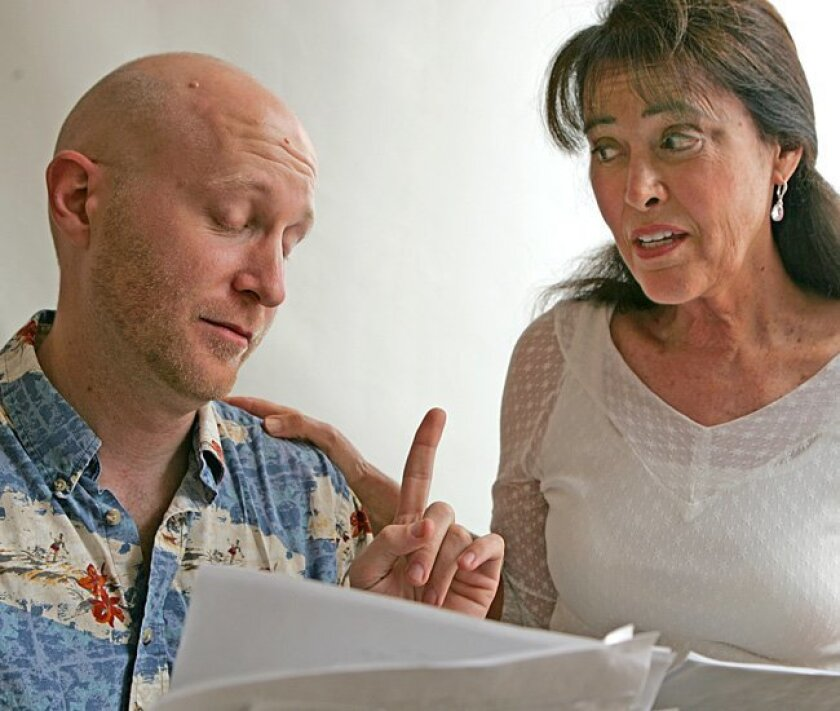 Hypnotherapist, playwright and actress Wendy Hill incorporates professional training into her plays to help people to resolve conflict in their lives.