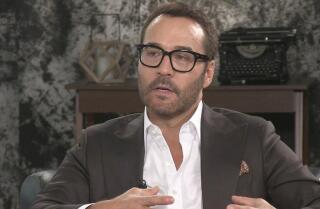 Jeremy Piven on 'Mr. Selfridge': 'He fancied himself an artist and retail was his theater'