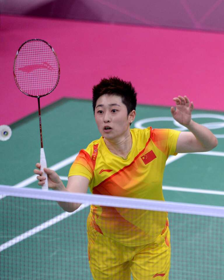 """Chinese badminton player Yu Yang, who was one eight players disqualified from the doubles tournament at the Olympics, announced on social media that she is saying goodbye """"to dear badminton."""""""