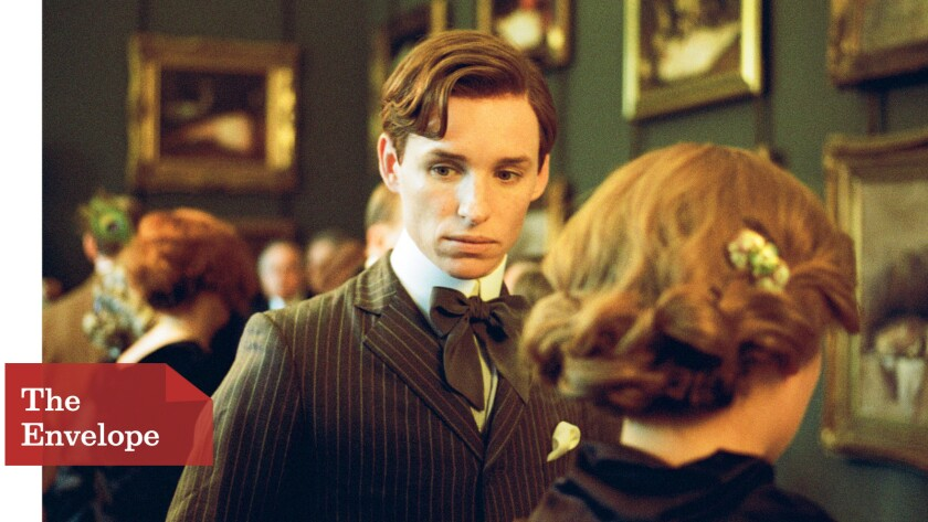The Envelope: The real-life artists of 'The Danish Girl' inspire a costume designer's creations