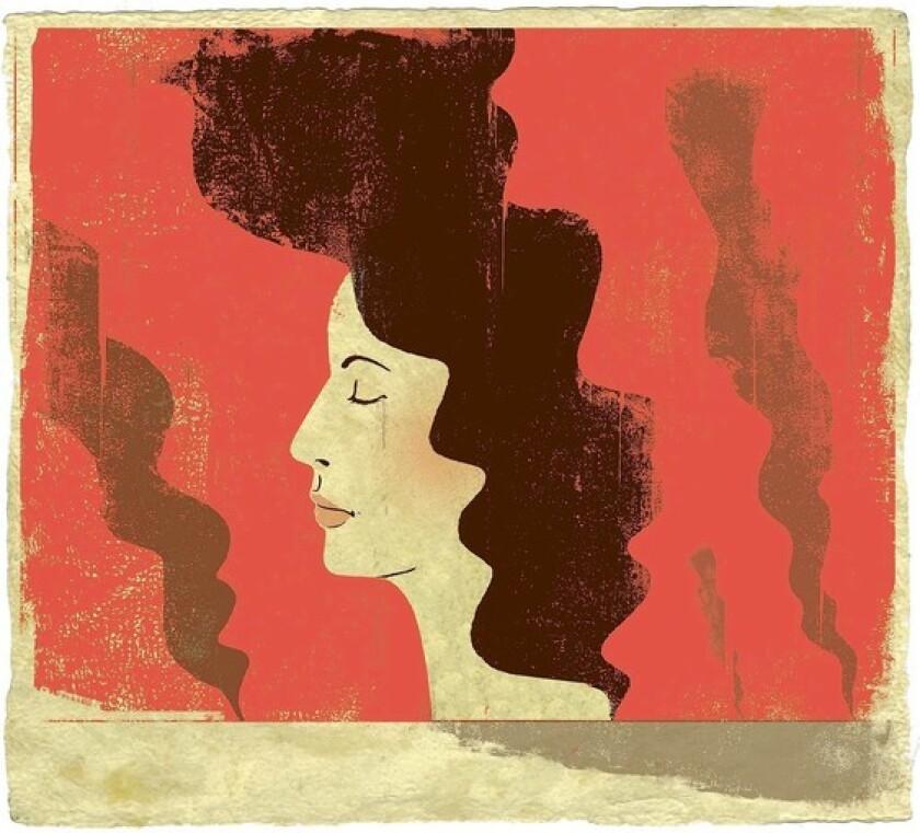 "Illustration for DAvid Grossman's novel ""To the End of the Land."""