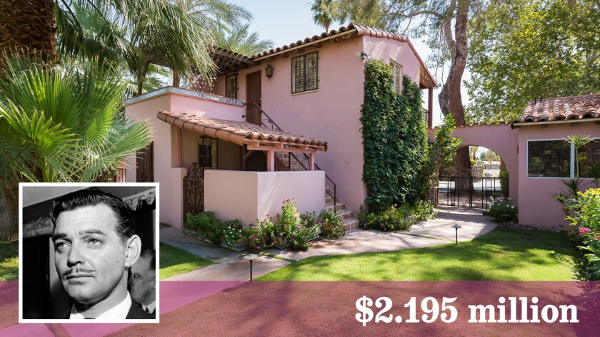 Hot Property: Former Clark Gable/Carole Lombard estate