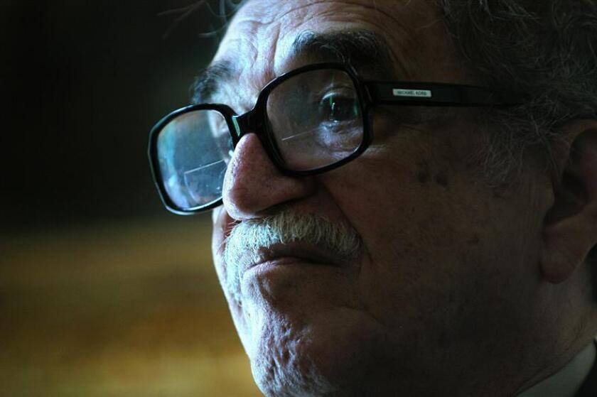 El fallecido escritor colombiano Gabriel García Márquez. EFE/Archivo