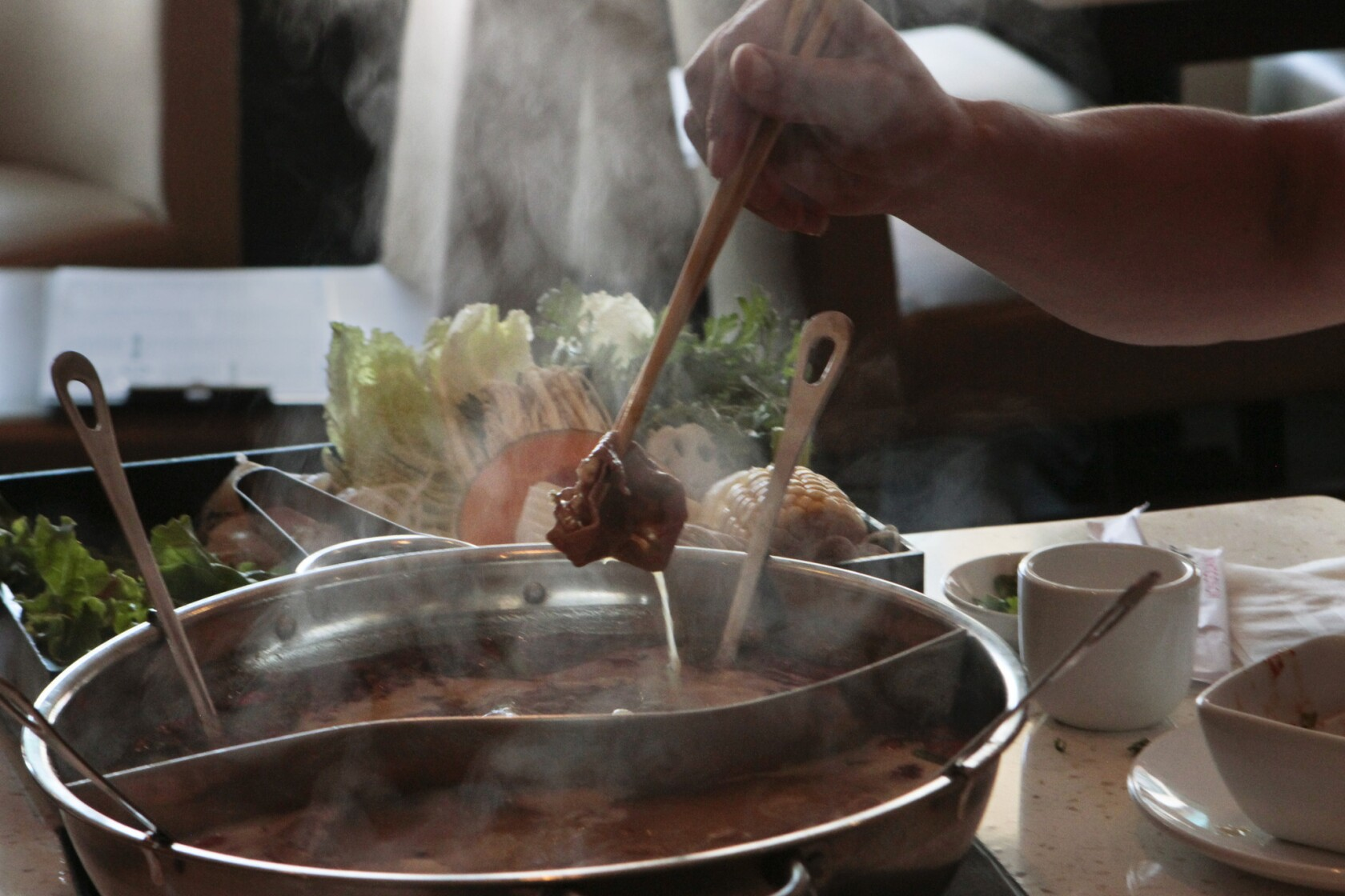 Squad goal Try all 6 of these hot pot styles at restaurants in L A