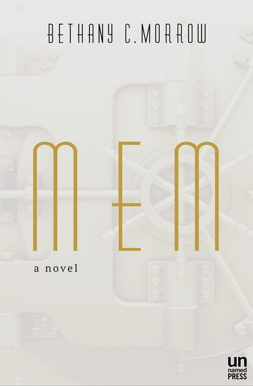 Book jacket for 'Mem' by Bethany Morrow.